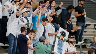 Yankees Fans Loudly Chant 'F— The Astros', 'F— Altuve', 'You're A Cheater' During Game Vs Houston Astros