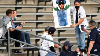 The Houston Astros Are Apparently Crying To The MLB About Fans Taunting Them In Stadiums
