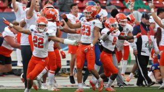 Sam Houston State Football Finishes Incredible Run To First-Ever National Championship With Exhilarating Final-Minute Comeback