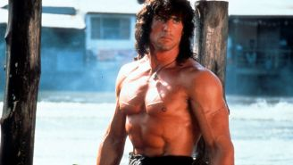 'BECOME WAR!' 'Call Of Duty' 'Rambo' DLC Coming This Month, Plus Possible 'Die Hard' Content
