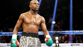 Floyd Mayweather Admits His Sons Won't Become Pro Boxers Because They Like To Smoke Too Much Weed