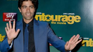'Entourage' Star Adrian Grenier Traded In Hollywood To Be 'Totally At Peace' On A Farm In Texas