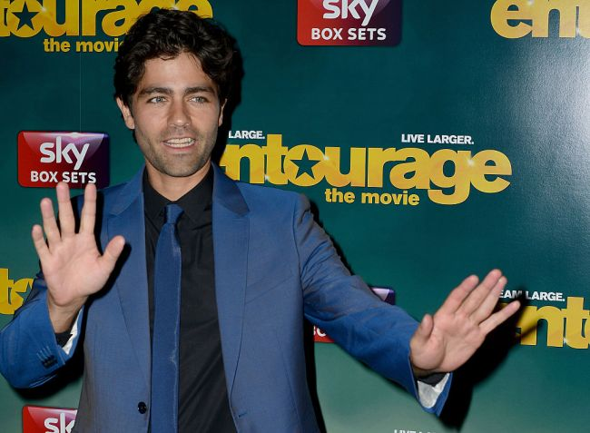 Entourage actor Adrian Grenier traded in Hollywood fame for a farm in Austin, Texas to be with nature and living his best life.