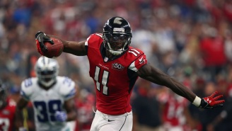 Cowboys Fans Freak Out After Picture Of Julio Jones Wearing Dallas Cowboys Sweatshirt Goes Viral Amid Trade Rumors
