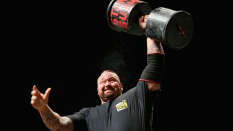 'The Mountain' Hafthor Bjornsson Lost Over 100 Pounds, Reveals New Diet To Get Shredded