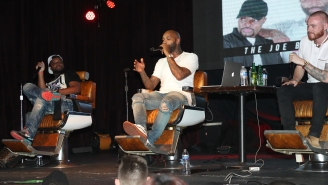 Joe Budden Fires Longtime Podcast Hosts Rory And Mal During Latest Episode Of The Joe Budden Podcast And Dares Them To Sue Him