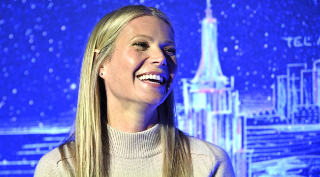 Gwyneth Paltrows Goop Sued Over Alleged Exploding Vagina Candle