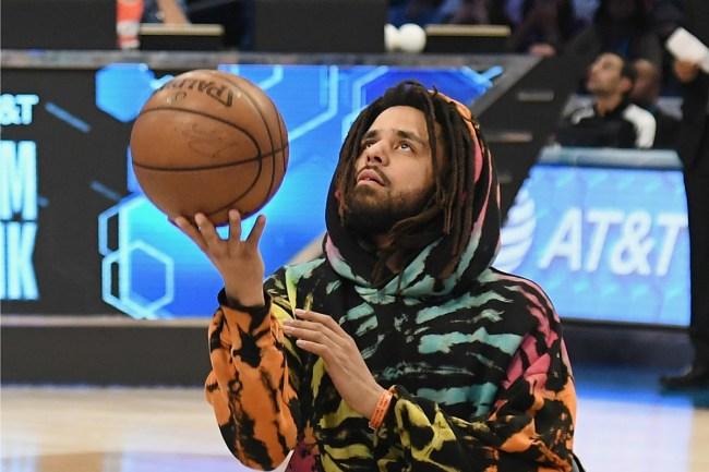 J Cole Basketball
