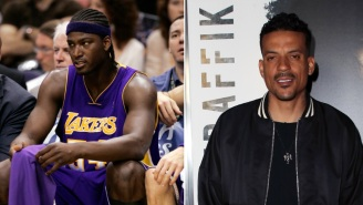Kwame Brown Disrespectfully Sings A Song About Derek Fisher Hooking Up With Matt Barnes' Wife In Latest Rant
