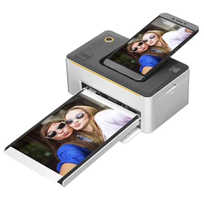 Kodak Dock Premium Portable Instant Photo Printer