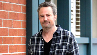 Matthew Perry Gets Ripped By Fans On Social Media For Hawking COVID-Related Merchandise
