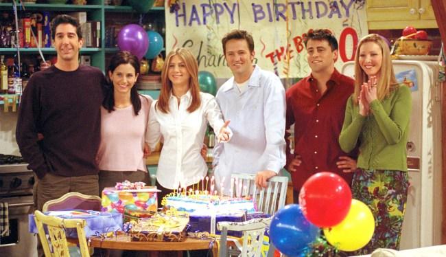 Matthew Perrys Slurred Speech In Friends Reunion Clip Concerns Fans