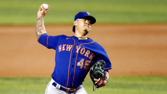 Pitcher Jordan Yamamoto Goes Off On Mets Fans Harassing His Wife On Social Media