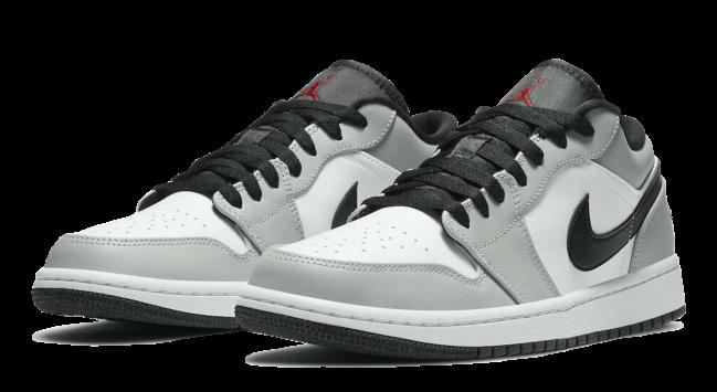 Nike Air Jordan 1 Low Light Smoke Gray