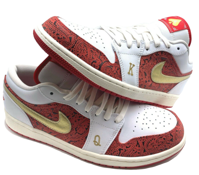 Nike Air Jordan 1 Low SE Spades