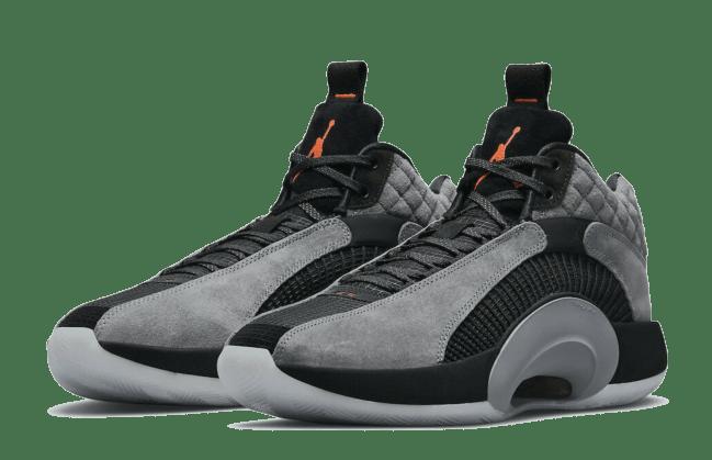 Nike Air Jordan XXXV Smoke Grey