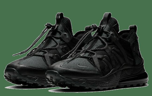Nike Air Max 270 Bowfin Triple Black