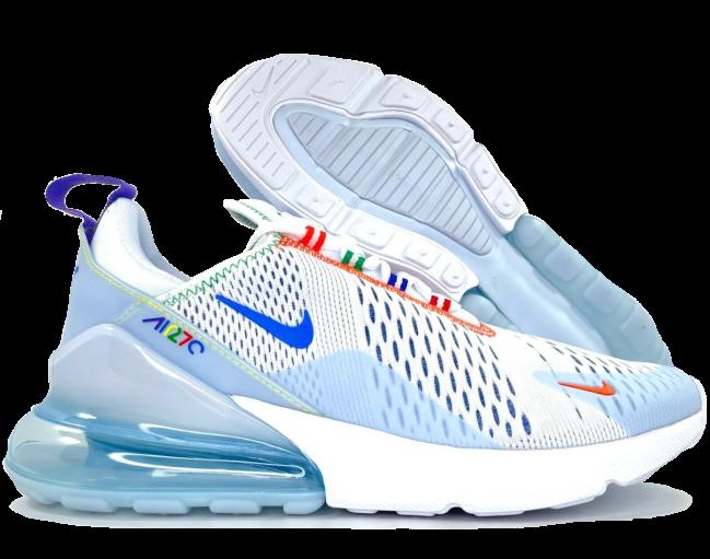 Nike Air Max 270 Olympic Rings