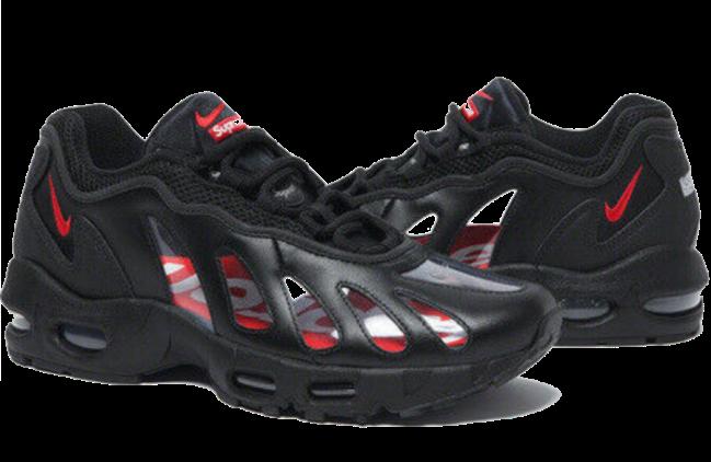 Nike Air Max 96 Supreme Black