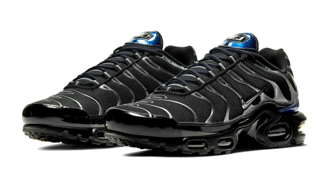 Nike Air Max Plus Black Metallic