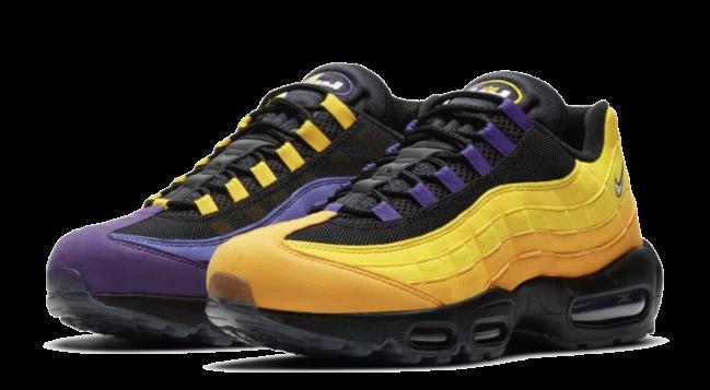 Nike Lebron James x Air Max 95 NRG Lakers