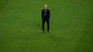 Man City Manager Pep Guardiola Is Getting Torn Apart For His Champions League Final Decisions
