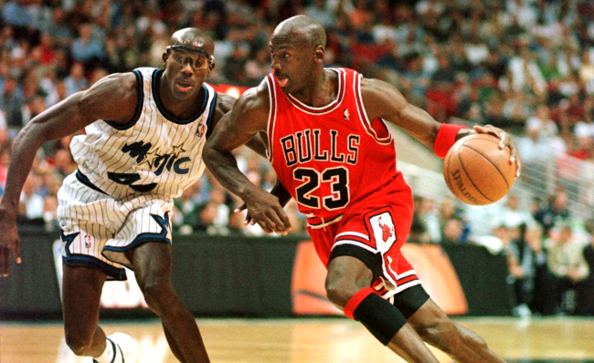 Reason Why Michael Jordan Wanted Bigger Biceps In His Playing Days
