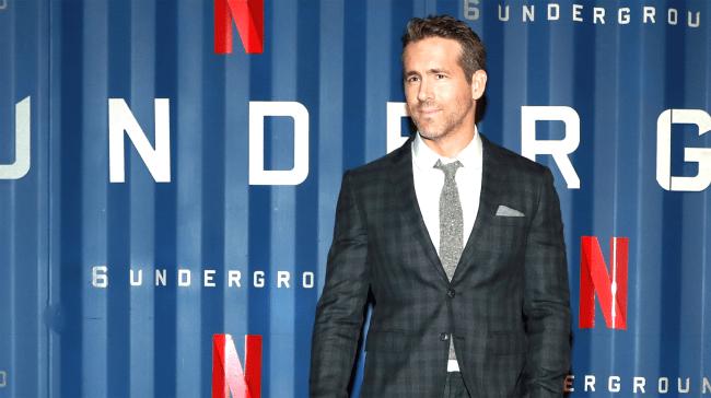 Ryan Reynolds Gets Candid About Lifelong Mental Health Struggles