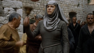 Septa Unella Actress Was ACTUALLY Waterboarded While Filming Infamous 'Game of Thrones' Scene