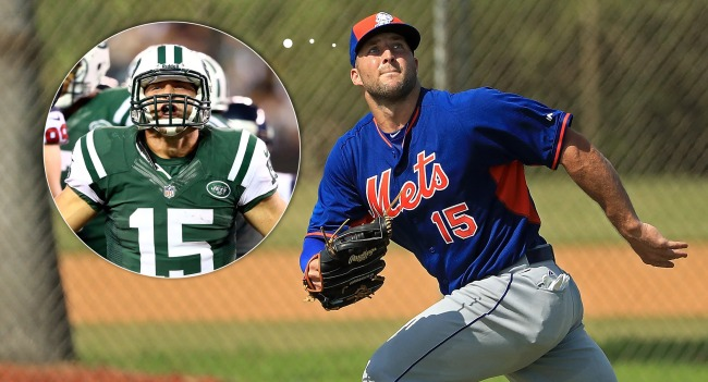 The Best Reactions To Tim Tebow Signing With The Jacksonville Jaguars