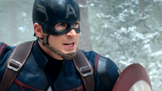 This Fan Theory About Captain America's Poop Follows Some Pretty Convincing Logic