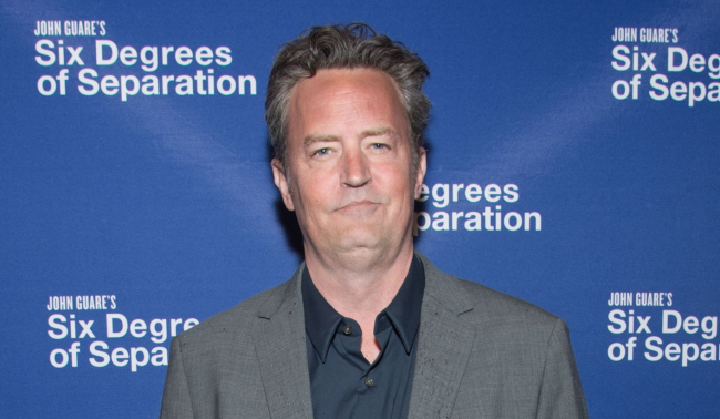 TikTok Of Matthew Perry Flirting With Woman Up After Matching On Dating App