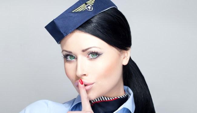 TikToker Flight Attendant Reveals Reason They Greet You On A Plane