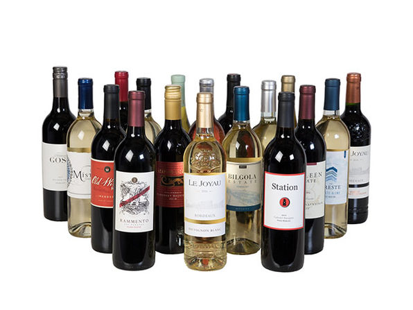 World Wine Tour Collection