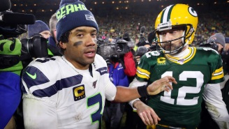 NFL Analyst Condemns The Whining From 'Petulant Children' Aaron Rodgers And Russell Wilson