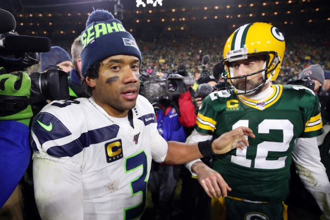 Bleacher Report's NFL analyst Matt Miller recently condemned the whining this NFL offseason from both Aaron Rodgers and Russell Wilson