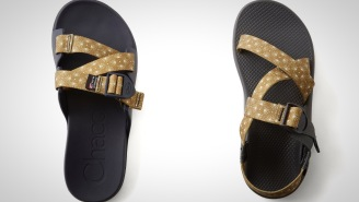 These Limited-Edition 'Agave' Chaco Sandals Are Perfect For Crushing Summer