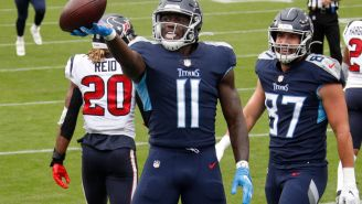 A.J. Brown Sends Julio Jones Hilarious Voice Memo On Instagram Trying To Recruit Him To The Titans