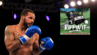 Anthony Dirrell Joins The Rippin' It Podcast To Talk About Meeting Muhammad Ali, Wanting To Fight Caleb Plant, And Boxers Solely Fighting For Money