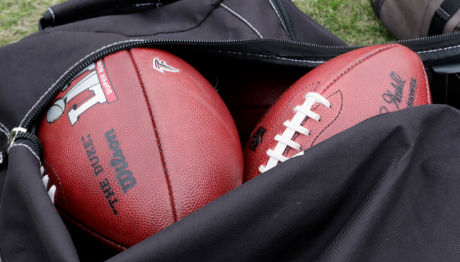 football player catfished coach nfl tryout