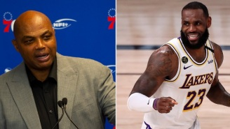 Charles Barkley Says 'The NBA Ain't Got The Balls To Suspend' LeBron James For Violating Health And Safety Protocols