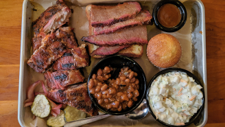 The Internet Is Heated Over A Map Highlighting The 'Best' BBQ Cities In America And It's Easy To See Why