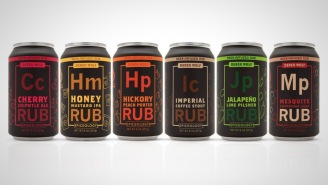Take Your BBQ Game To The Next Level With This 6-Pack Sampler Of BBQ Rubs Made With Beer