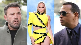 Ben Affleck Reportedly Re-Captured Jennifer Lopez's Heart With Flirtatious Emails He Sent While She Was Still Engaged To A-Rod