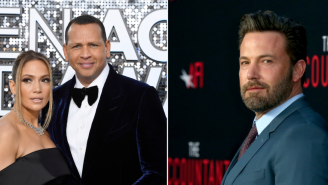 Alex Rodgriguez Is Reportedly 'Saddened' And 'Shocked' About J-Lo's Romantic Reunion With Ben Affleck