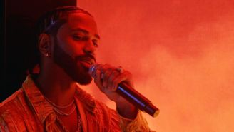 Take A Look Inside Big Sean's Beverly Hills Mansion With An In-House Nightclub And Music Studio