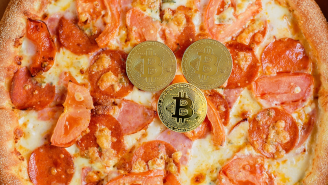 I Tried To Buy A Bitcoin Pizza And Stumbled Into The Ultimate Cryptocurrency Metaphor