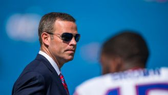 Buffalo Bills GM Brandon Beane Says He'd Consider Cutting A Player That Refuses To Get Vaccinated, Calls It An 'Advantage'
