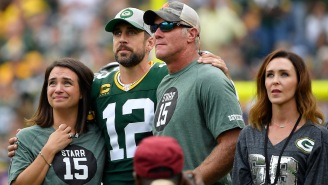 Brett Favre Claims Aaron Rodgers Won't Budge And That The QB's Time With Packers Is All But Over