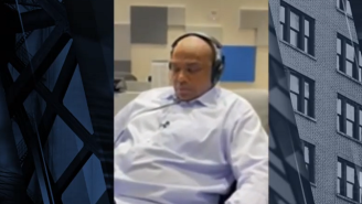 Shaq Exposes Charles Barkley For Trying To Give Halftime Analysis After Falling Asleep During First Half Of Sixers-Wizards Game